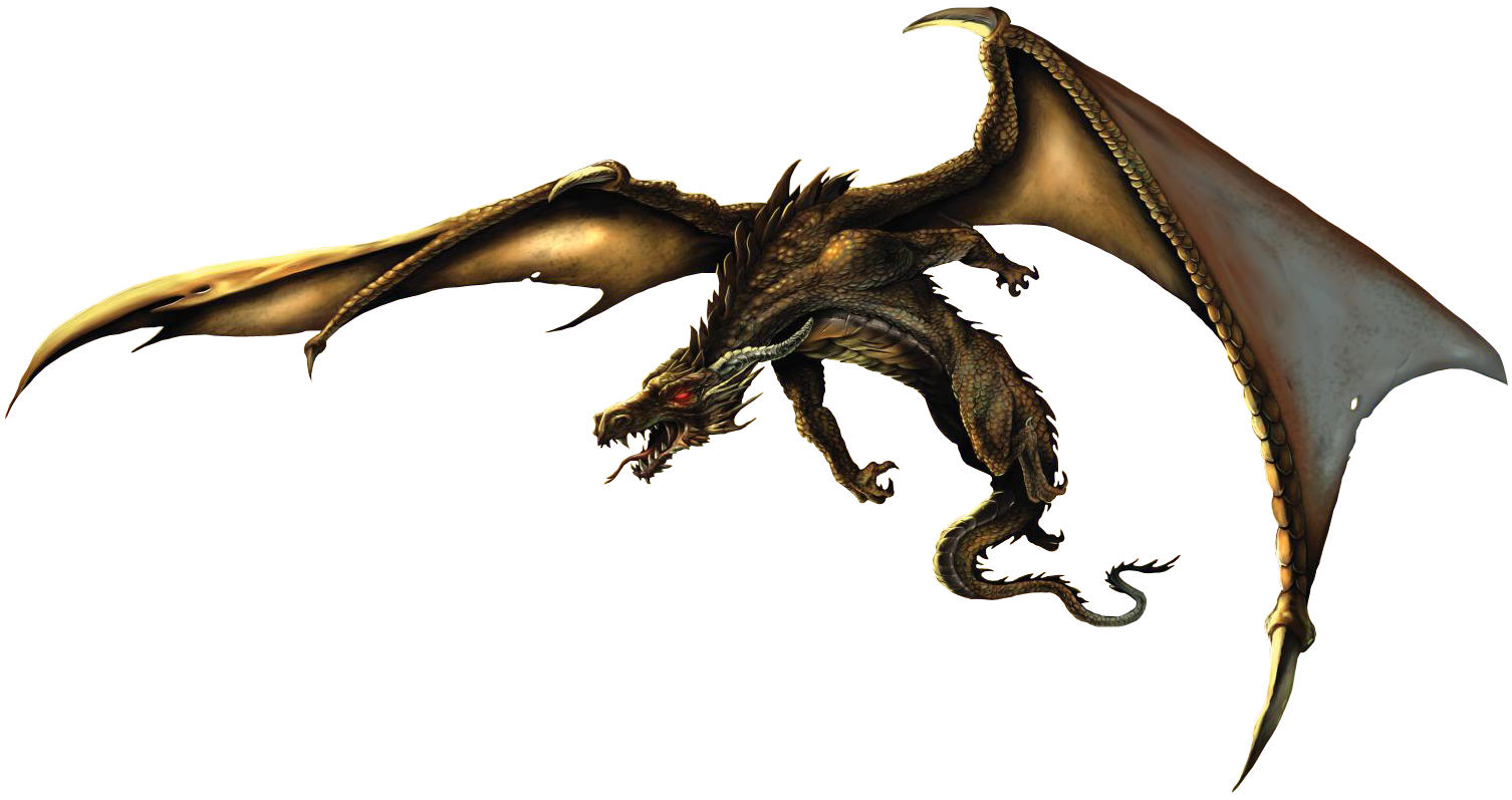 Clipart Dragon Download Png image #20218