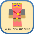 Drawing Clash Of Clans Skins Icon Vector