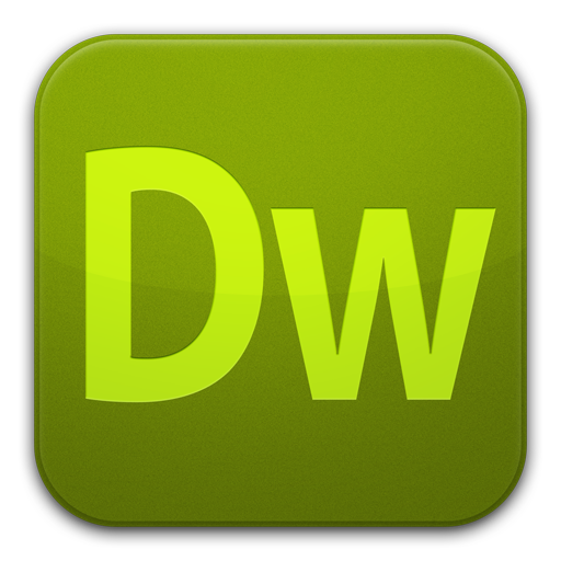 Dreamweaver Vector Icon image #29731