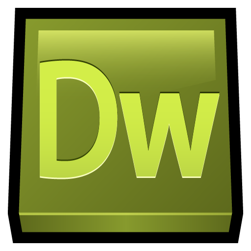 Hd Dreamweaver Icon image #29756