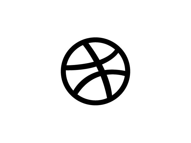 Dribbble Icon image #40178