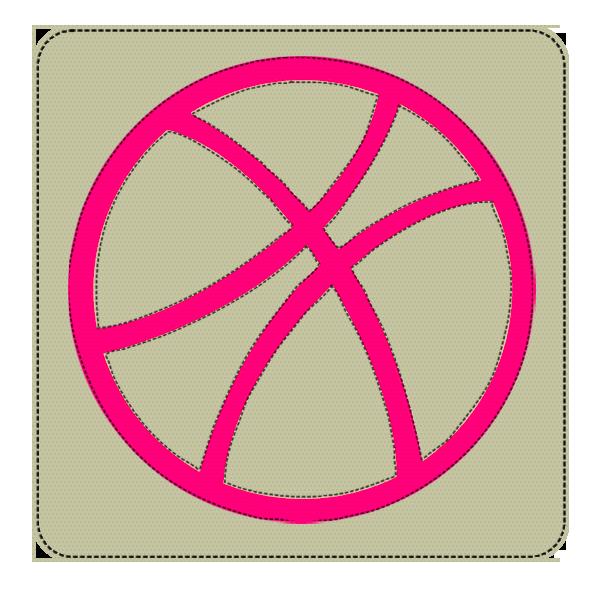 Dribbble Icon image #40193