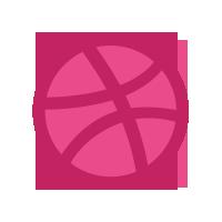 Dribbble Icon image #40186