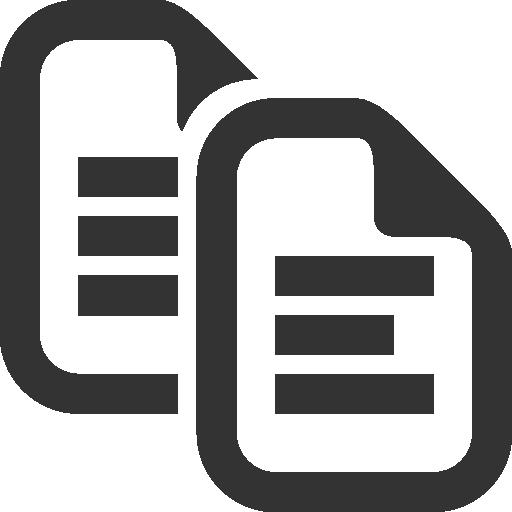 Duplicate Icon Png image #40244