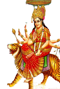 Durga PNG Clipart image #45464