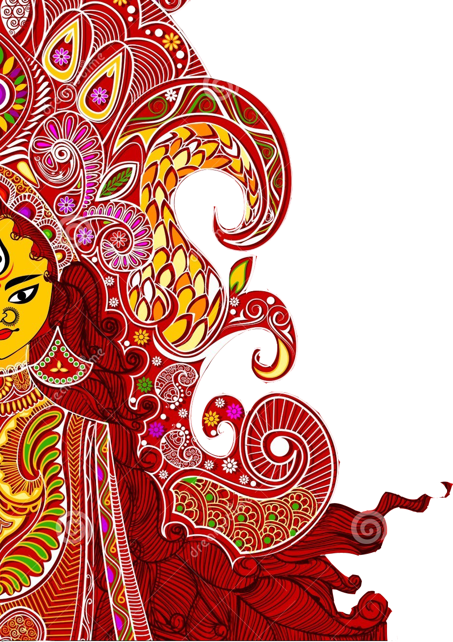 Durga Png Free Vector Download