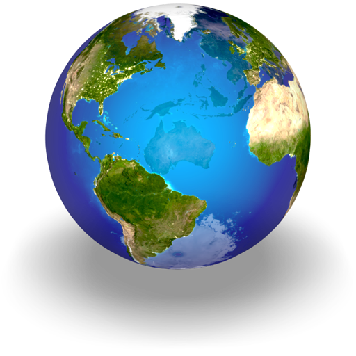 HD PNG Earth image #25615