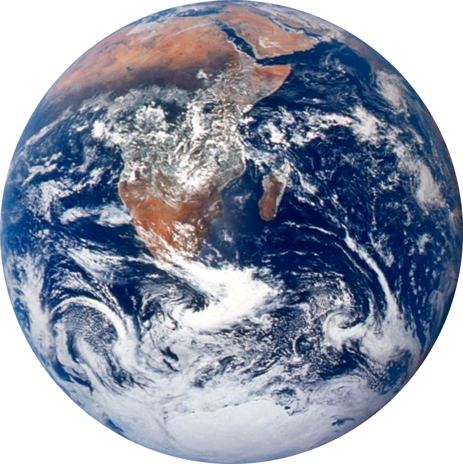 Background Earth image #25616