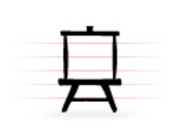 Download Png Easel Icons image #20593