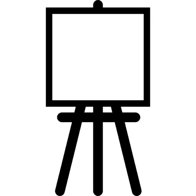 Png Easel Vector image #20584