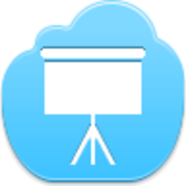 Easel Icon Transparent image #20590