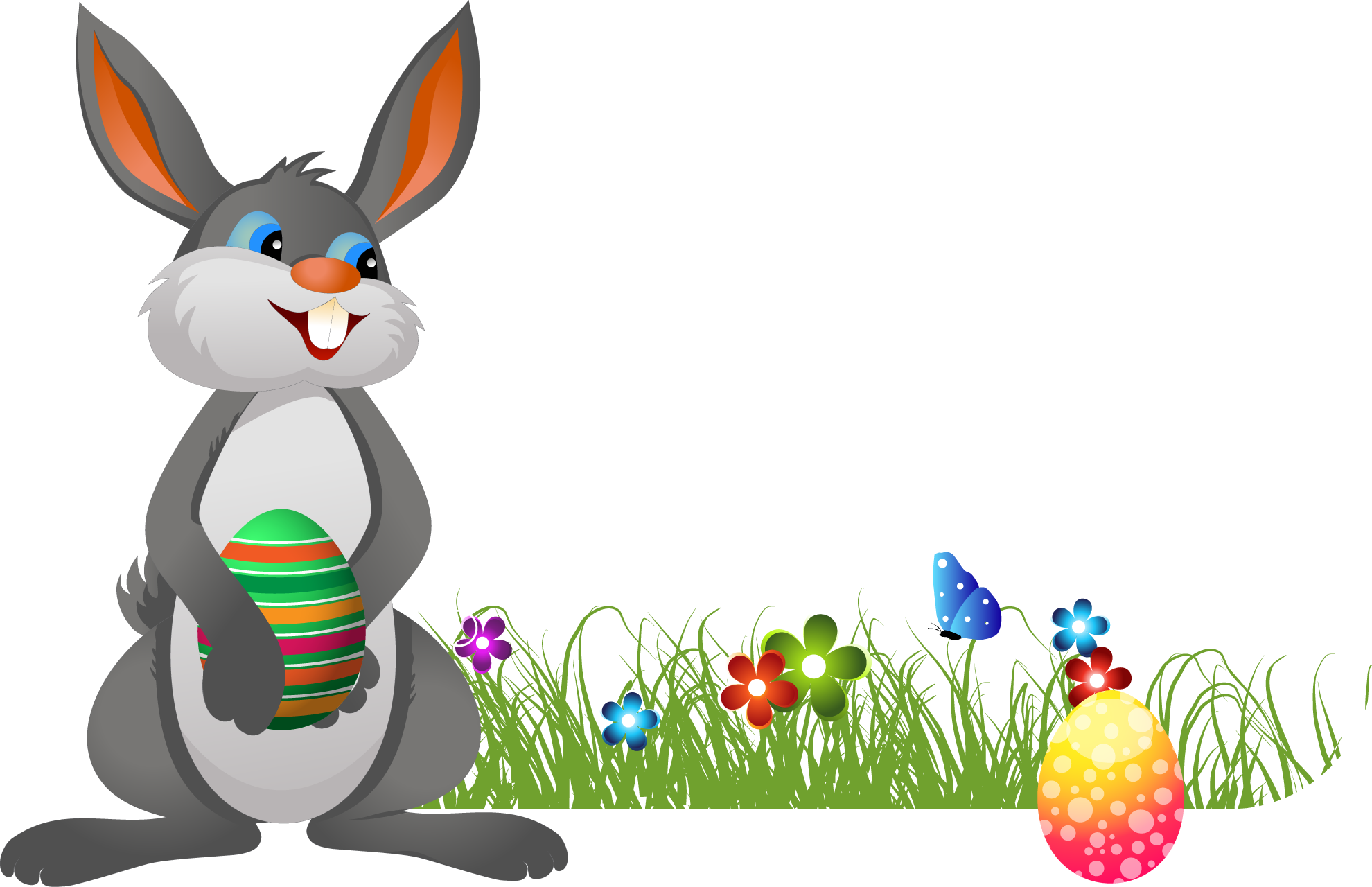 Easter Bunny PNG File image #46570