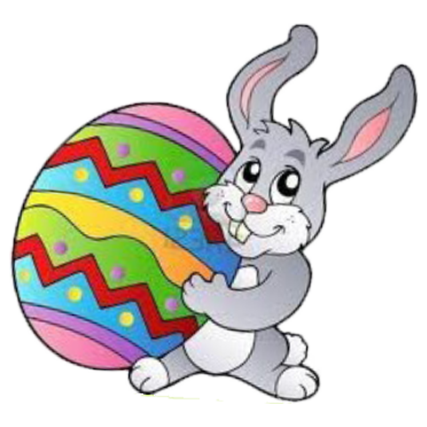 Easter Bunny PNG HD image #46586