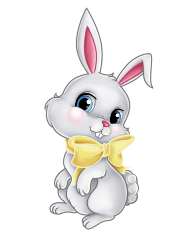 Easter Bunny PNG Image image #46568