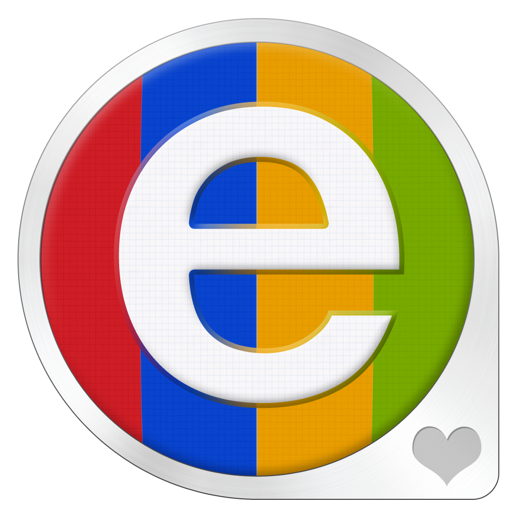 Ebay Logo Mac App Store Png Transparent Background Free Download 4593 Freeiconspng