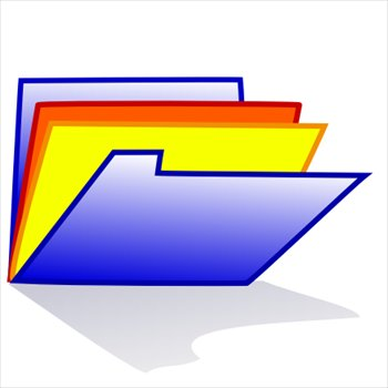 Education Folder Download Icon Png