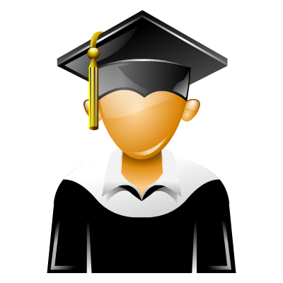 Use These Education Vector Clipart image #23451