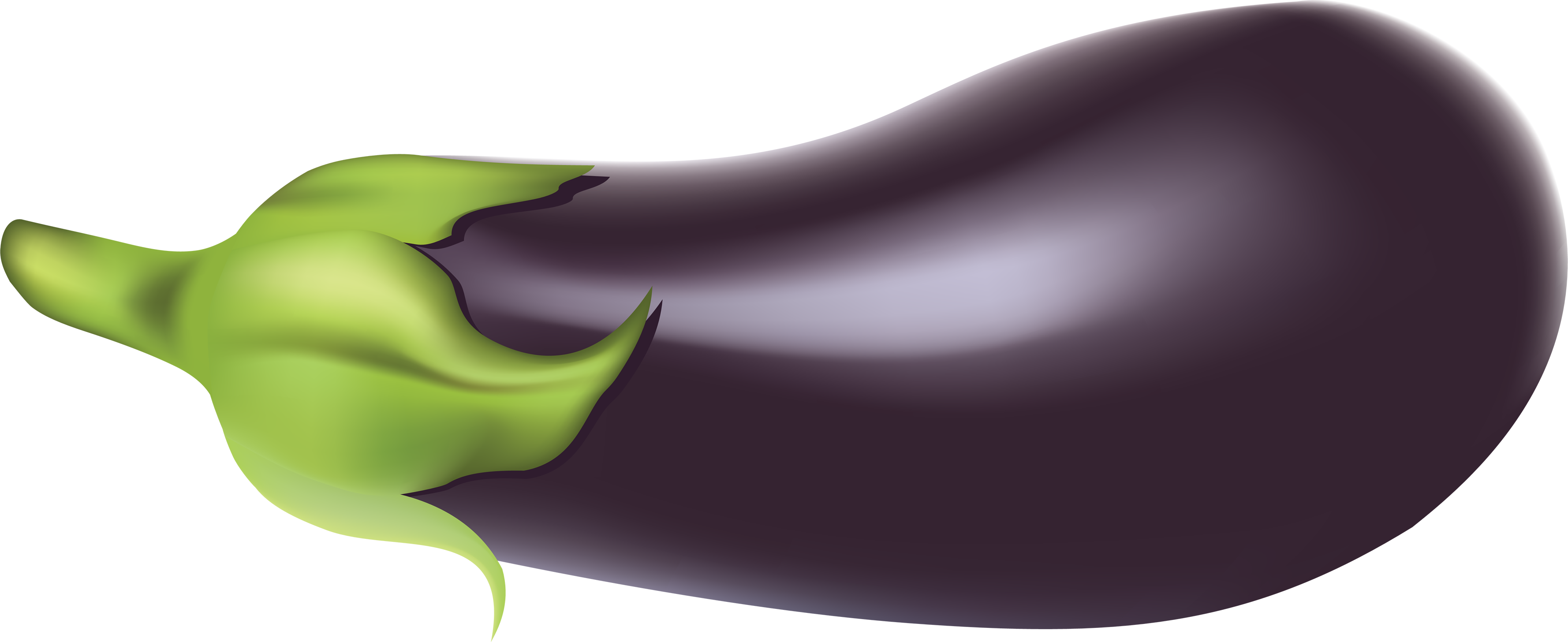 Eggplant PNG Clipart image #46683