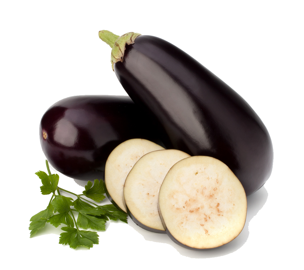 Eggplant Vector Png image #46673