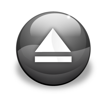 Eject Button Icon image #13949
