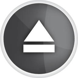 Eject Button Icon image #13932