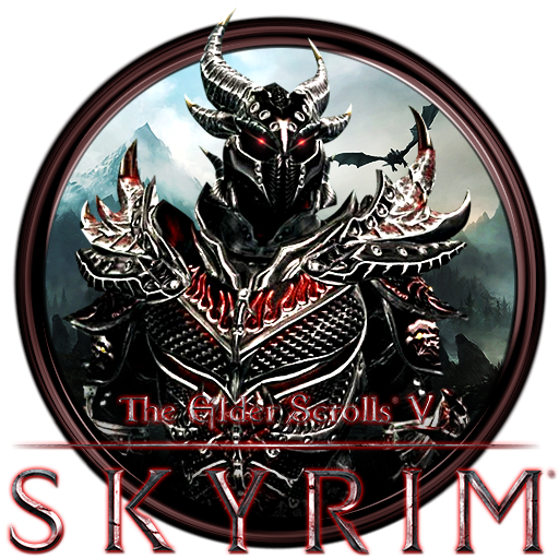 Elder Scrolls V Skyrim Dock Icon