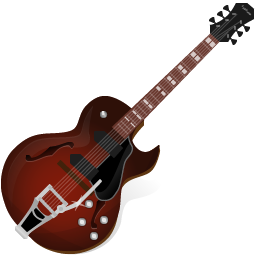 Electric guitar, guitar, music, rock icon