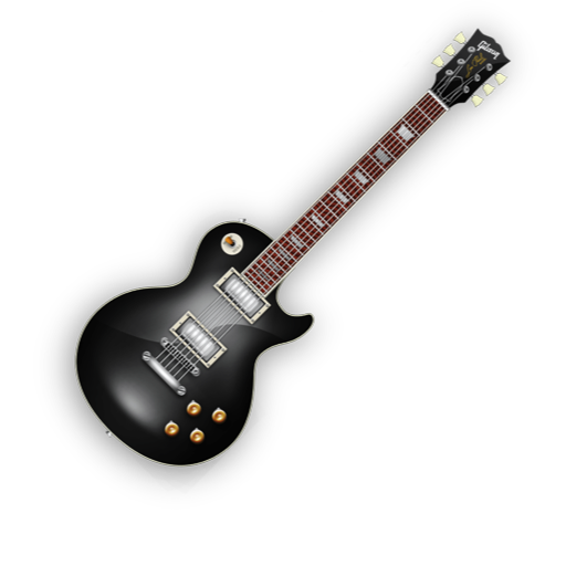 Electric Guitar Series Icon Png image #17586