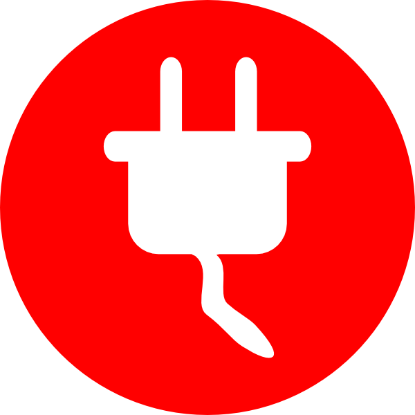 Electric Power Plug Icon image #4568