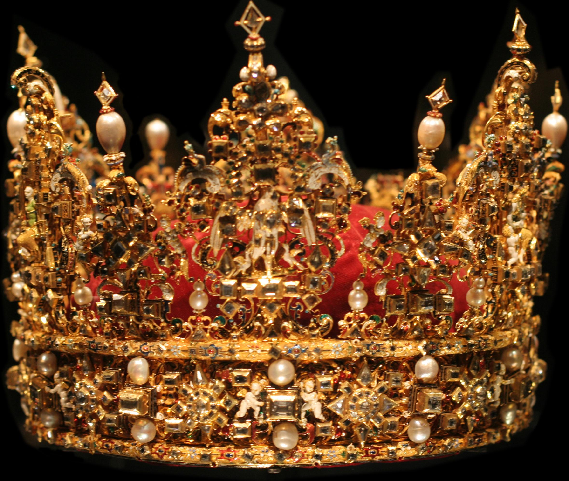 elegant real crown png