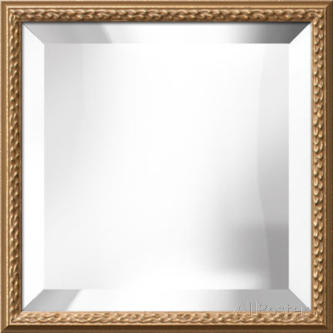 elegant square frame background