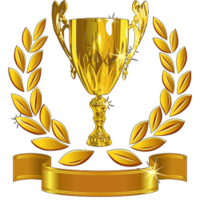 elegant trophy hd png