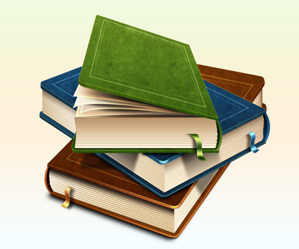 Elements Of Books Icon   Other Icons Free Download image #163