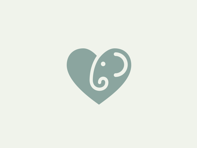 Elephant Save Icon Format