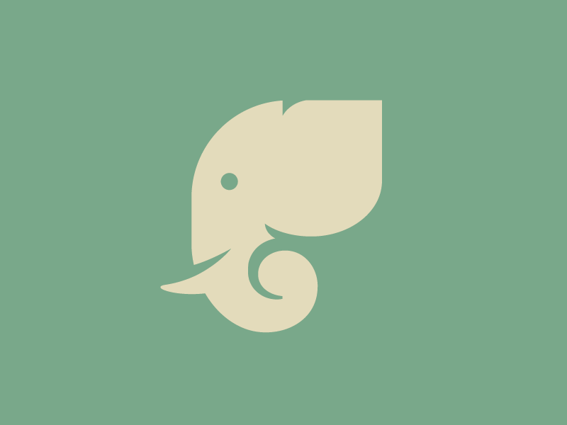 Vector Elephant Png image #11579