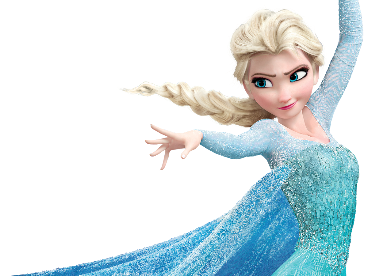 Elsa Disney Frozen Pictures png