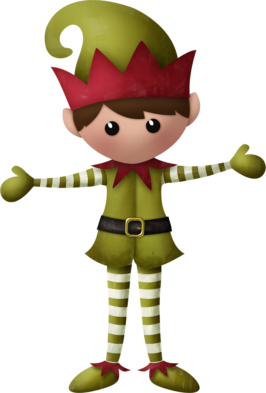 Elves PNG File