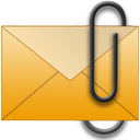 Download Email Attachment Icon image #11161