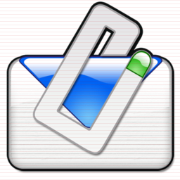 Icon Hd Email Attachment image #11171