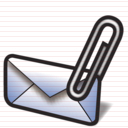 Icon Email Attachment Png image #11177