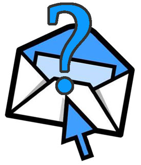Drawing Email Attachment Vector image #11169