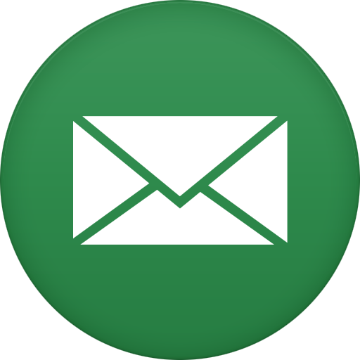 Email Icon | Circle Iconset | Martz90