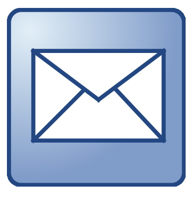 Email Icon Svg image #108