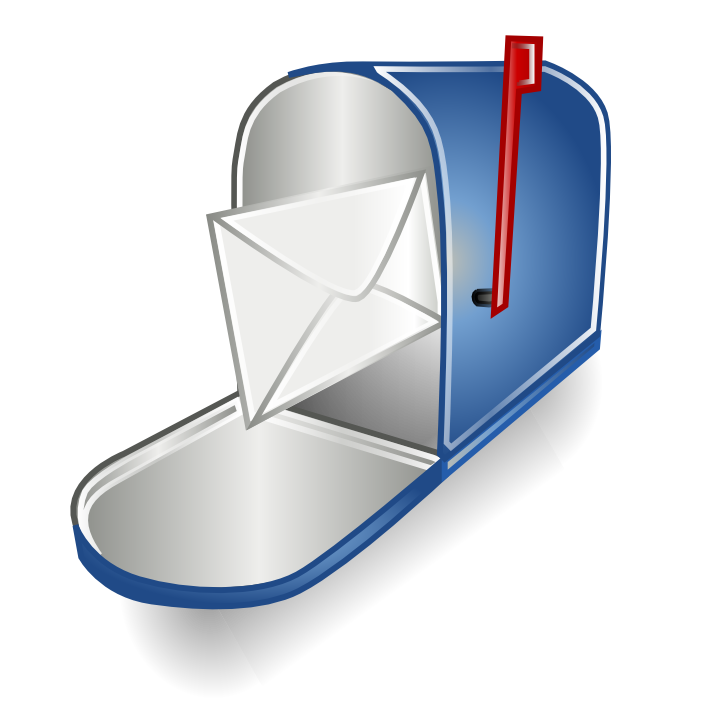 Email Mailbox Icon image #20503