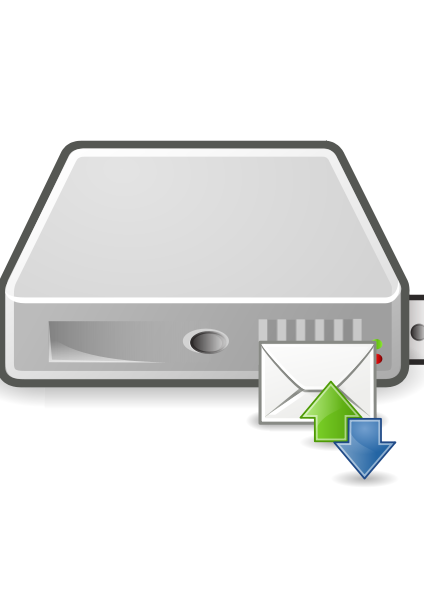 Free High-quality Email Server Icon image #7257