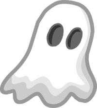 Emo Ghost Png image #36302