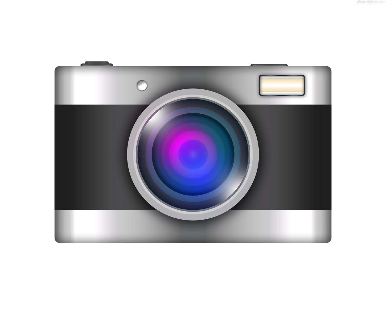 Enlarge Icon (1280x1024px): Photo camera icon