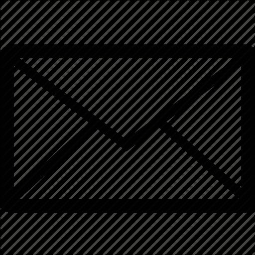 Icon Envelope Drawing Image 18228