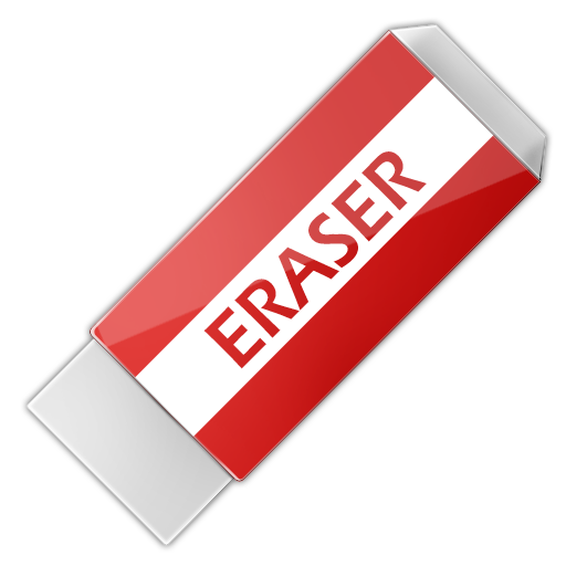 Eraser Save Icon Format image #23391
