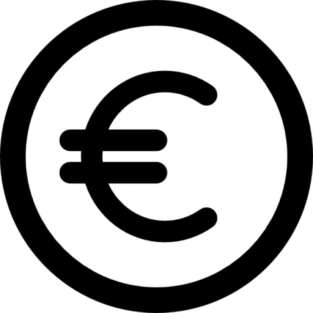Euro Symbol Icon Image Free 36367 Free Icons And Png Backgrounds
